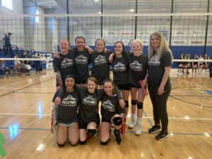 2021 April 24 U14 Grand Prix Gold Champions MVA 14 Red