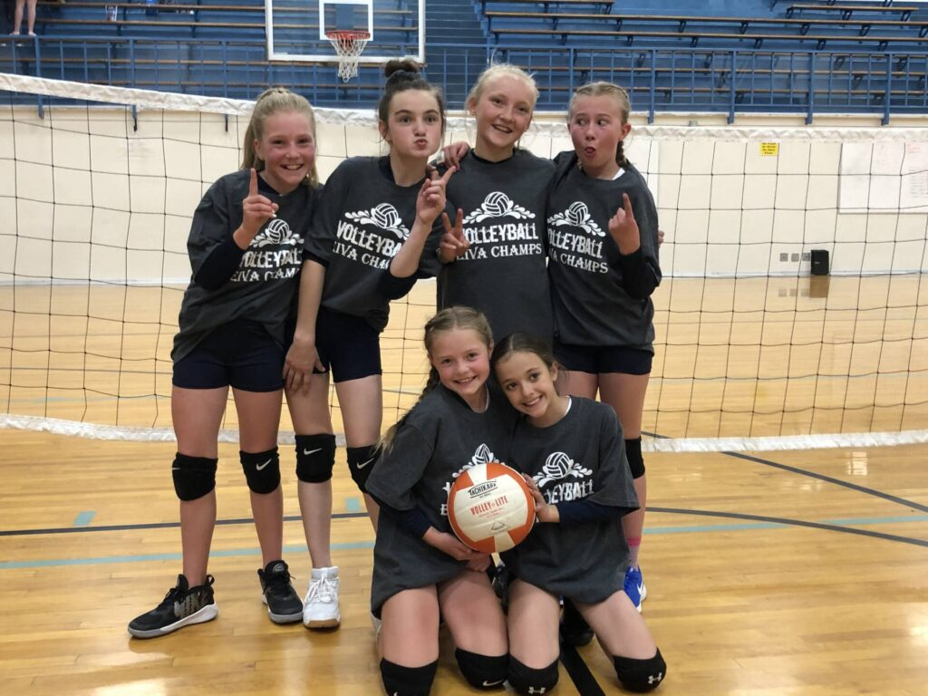 2021 May 1 U12 Power Silver Champions Crossfires